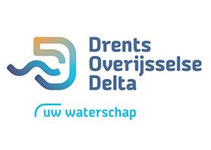 Logo waterschap Drents Overijsselse Delta